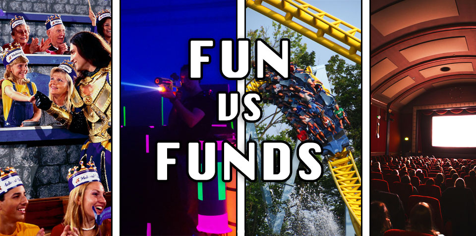 Fun vs Funds